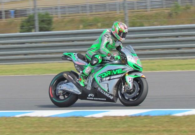 写真: 2014 motogp #69 ニッキー・ヘイデン741