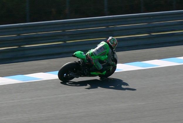 写真: 2014 motogp もてぎ ニッキー・ヘイデン Nicky・HAYDEN Drive M7 Aspar Honda RCV1000R オープンクラス 284
