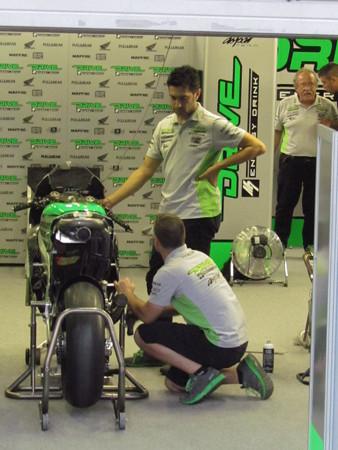 2014 motogp もてぎ ニッキー・ヘイデン Nicky・HAYDEN Drive M7 Aspar Honda RCV1000R オープンクラス 448