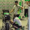 写真: 2014 motogp もてぎ ニッキー・ヘイデン Nicky・HAYDEN Drive M7 Aspar Honda RCV1000R オープンクラス 448