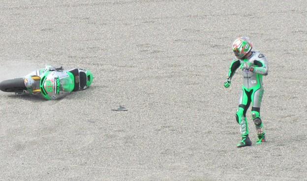 写真: 2014 motogp もてぎ ニッキー・ヘイデン Nicky・HAYDEN Drive M7 Aspar Honda RCV1000R オープンクラス 636