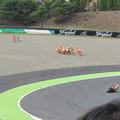 写真: 2014 motogp もてぎ ニッキー・ヘイデン Nicky・HAYDEN Drive M7 Aspar Honda RCV1000R オープンクラス 641