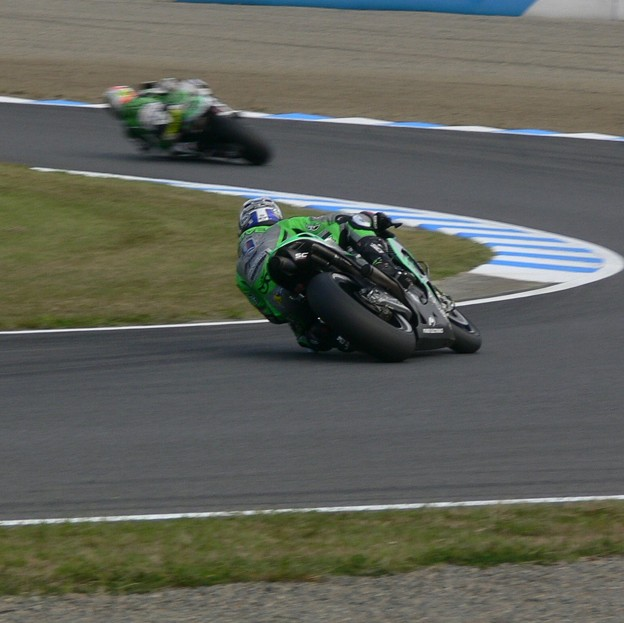 写真: 2014 motogp もてぎ 青山博一 Hiroshi・AOYAMA Aspar Honda RCV1000R オープンクラス 676