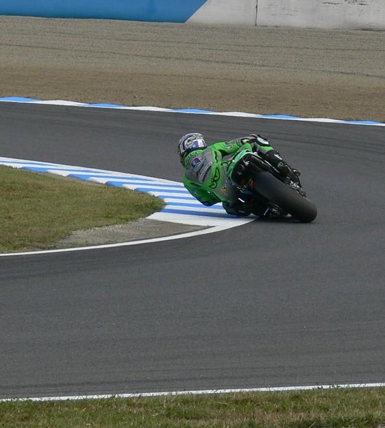 写真: 2014 motogp もてぎ 青山博一 Hiroshi・AOYAMA Aspar Honda RCV1000R オープンクラス 0677