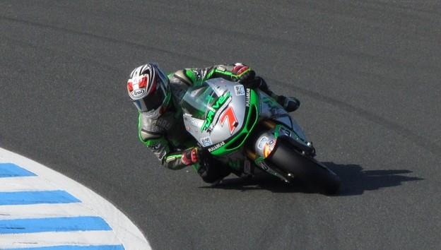写真: 2014 motogp もてぎ 青山博一 Hiroshi・AOYAMA Aspar Honda RCV1000R オープンクラス 3099