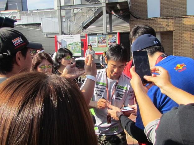 写真: 2014 motogp もてぎ 青山博一 Hiroshi・AOYAMA Aspar Honda RCV1000R オープンクラス 584