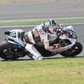 Photos: 2014 鈴鹿8耐 YAMAHA YZF-R1 藤田拓哉 ダン・クルーガー 及川誠人 パトレイバー ドッグファイトレーシング 967