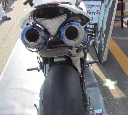 2014 鈴鹿8耐 YAMAHA YZF-R1 藤田拓哉 ダン・クルーガー 及川誠人 パトレイバー ドッグファイトレーシング 636