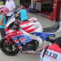 写真: 2014 鈴鹿8耐 SUZUKA8HOURS Honda 熊本レーシング 吉田光弘 小島一浩 徳留和樹 CBR1000RR 187