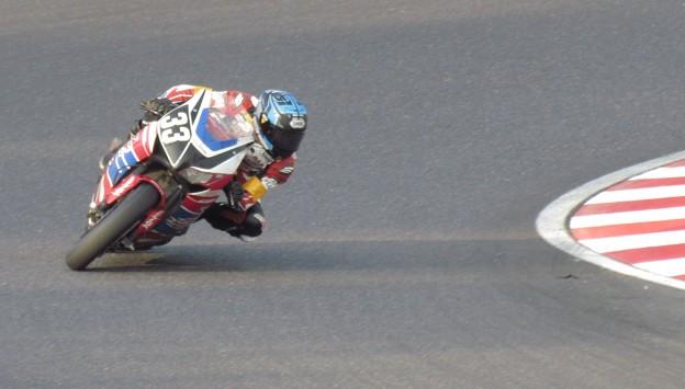 写真: 2014 鈴鹿8耐 SUZUKA8HOURS Honda 熊本レーシング 吉田光弘 小島一浩 徳留和樹 CBR1000RR 376