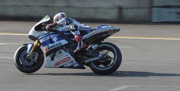写真: 2014 motogp もてぎ 中須賀克行 Yamaha YZR-M1 Katsuyuki・NAKASUGA motegi 28