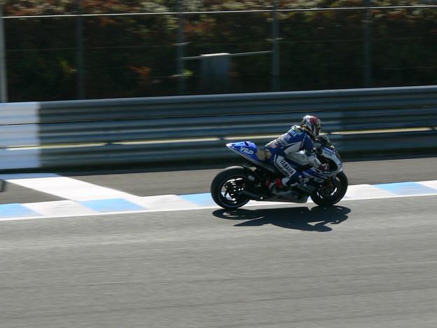 写真: 2014 motogp もてぎ 中須賀克行 Yamaha YZR-M1 Katsuyuki・NAKASUGA motegi 31