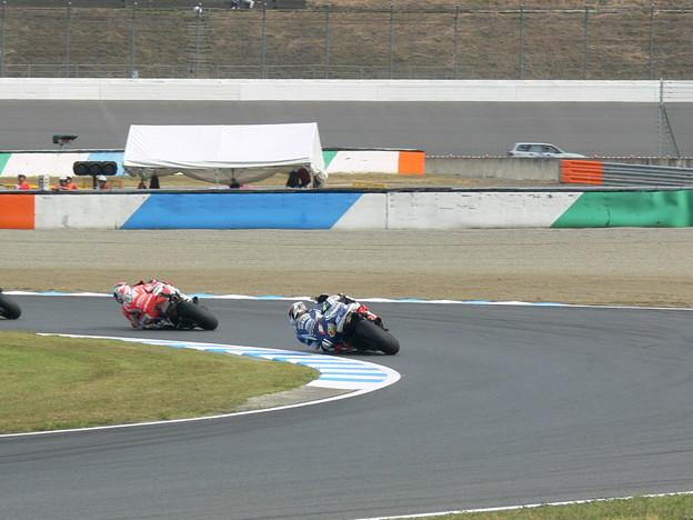 写真: 2014 motogp もてぎ 中須賀克行 Yamaha YZR-M1 Katsuyuki・NAKASUGA motegi 64