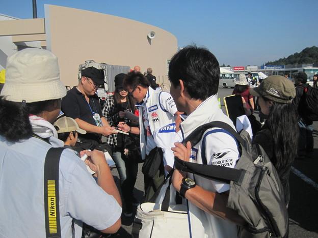 写真: 2014 motogp もてぎ 中須賀克行 Yamaha YZR-M1 Katsuyuki・NAKASUGA motegi 949