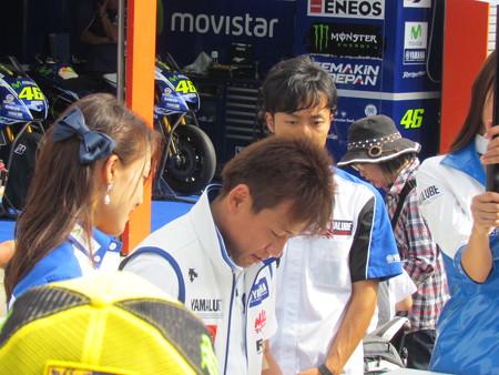 2014 motogp もてぎ 中須賀克行 Yamaha YZR-M1 Katsuyuki・NAKASUGA motegi 975