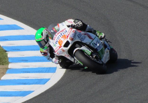 写真: 2014 motogp もてぎ マイク・ディ・メッリオ Mike・DI・MEGLIO アビンティア カワサキ 36