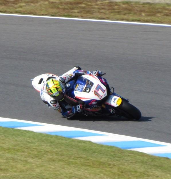 写真: 2014 motogp もてぎ motegi カレル・アブラハム HONDA RCV1000R 006