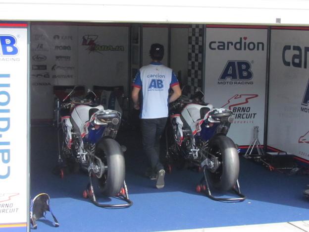 写真: 2014 motogp もてぎ motegi カレル・アブラハム HONDA RCV1000R 17