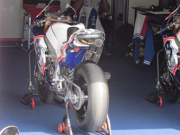 写真: 2014 motogp もてぎ motegi カレル・アブラハム HONDA RCV1000R 18