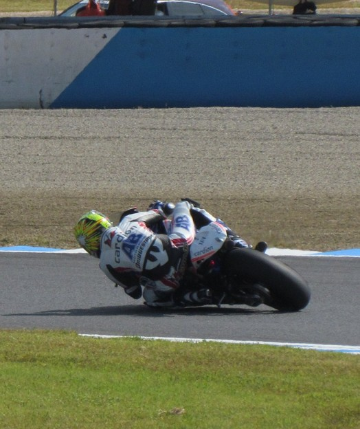 写真: 2014 motogp もてぎ motegi カレル・アブラハム HONDA RCV1000R 749