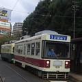 【12593号】路面電車  平成291022 #NTS2