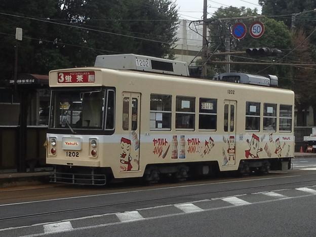 【12853号】ヤクルト電車 平成291218 #NTS