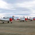 写真: T-5 初等練習機