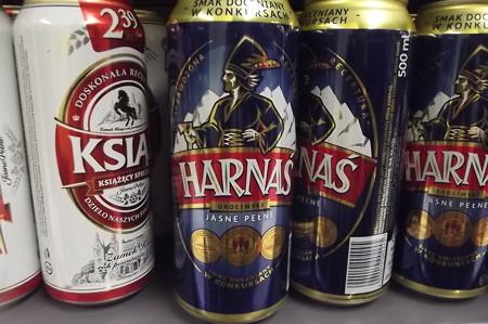 ポーランドビール1211